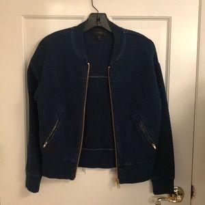 J crew jacket size S